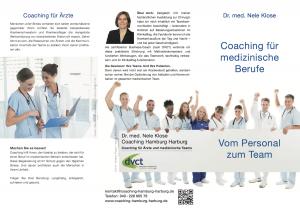 Flyer_Aerzte_Nele_Klose_Coaching_Hamburg_Harburg_2016
